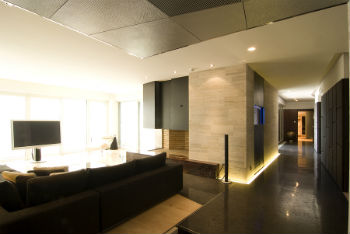 Contemporary Loft Condo